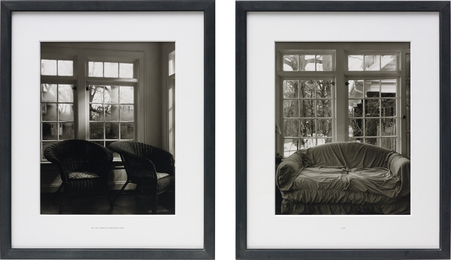 Lorna Simpson, 'Interior/Exterior, Full/Empty No. 17,' 1997, Phillips: New Now (December 2016)
