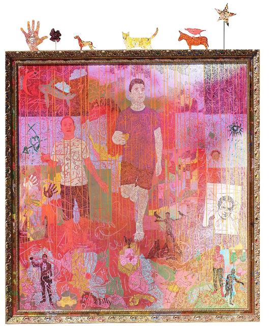 , 'Ritual,' 2018, Sulger Buel Gallery