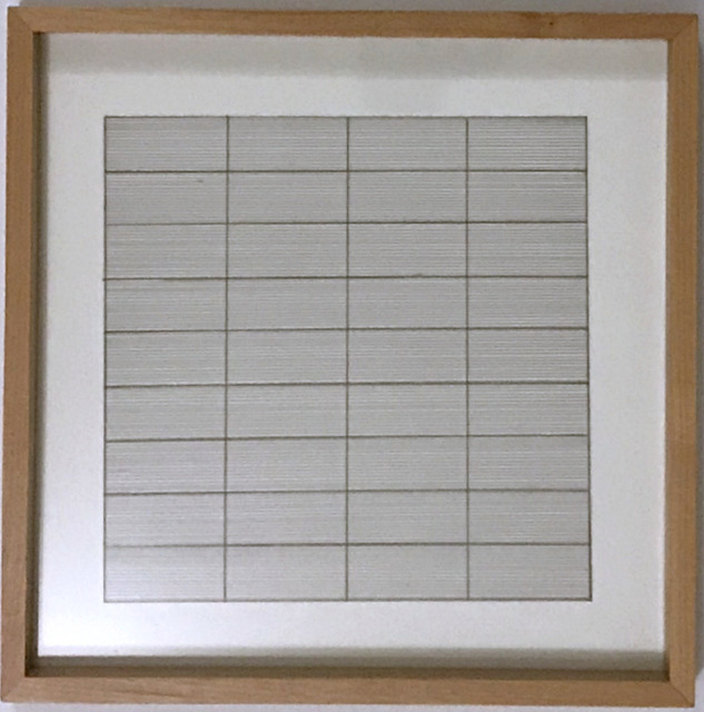 Agnes Martin, 'Untitled, from Stedelijk Museum ', 1991, Alpha 137 Gallery