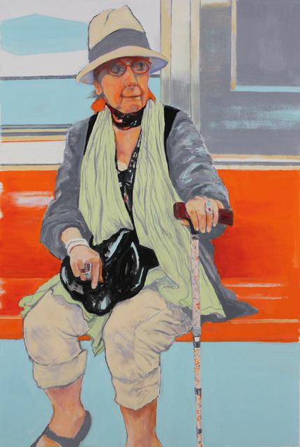 , 'Wisdom,' 2018, Denise Bibro Fine Art