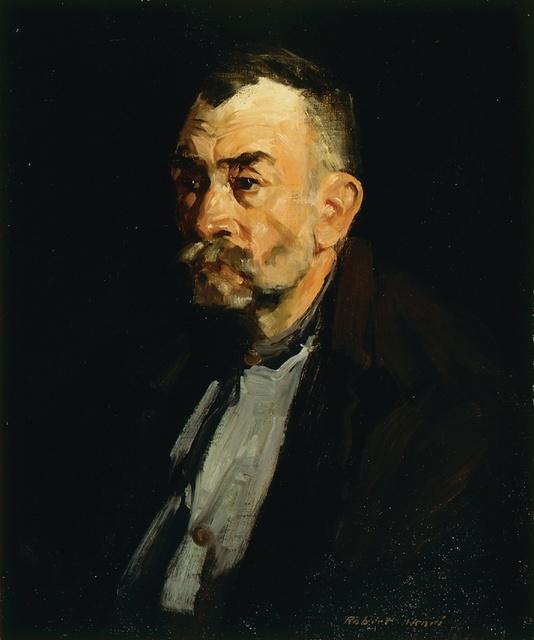 , 'The Stoker,' 1895, Frye Art Museum