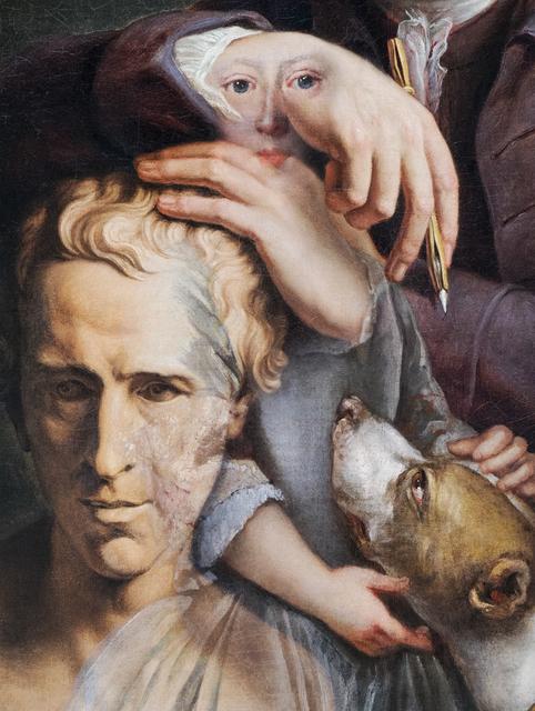 , 'Devoted Creation,' 2017, Clyde Hogan Fine Art