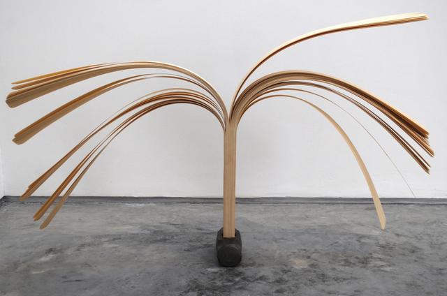 , 'Porra 10 libras,' 2015, Galeria Enrique Guerrero