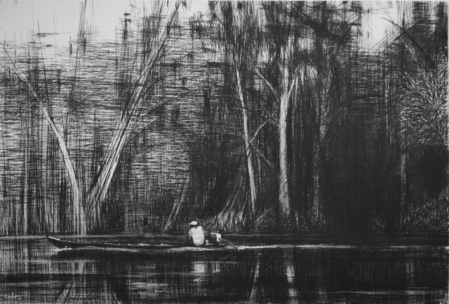 , 'Boat on the Marañón River, Jungle series,' 2010, Artistics