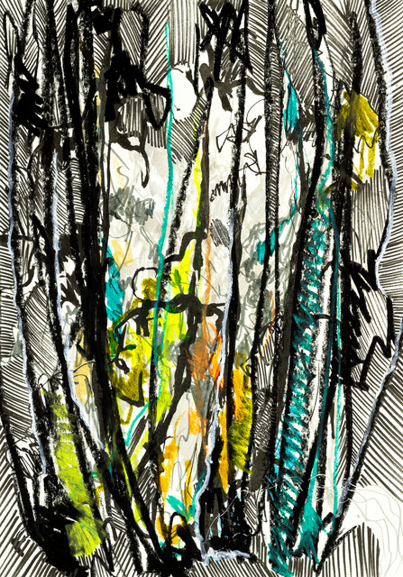 , 'Wald XXXIV,' 2016, galerie burster