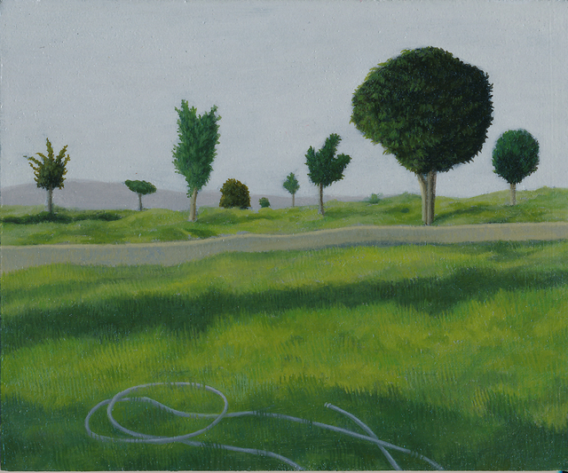 , 'The View from the Road #19,' 2012, C. Grimaldis Gallery