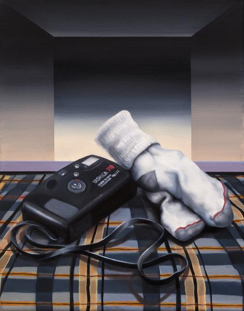 , 'Avenue B (Socks),' 2019, The Painting Center