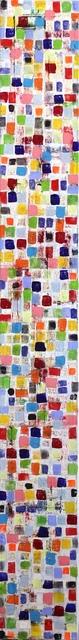 , 'Stripe Maps 12/15,' 2016, Artspace Warehouse