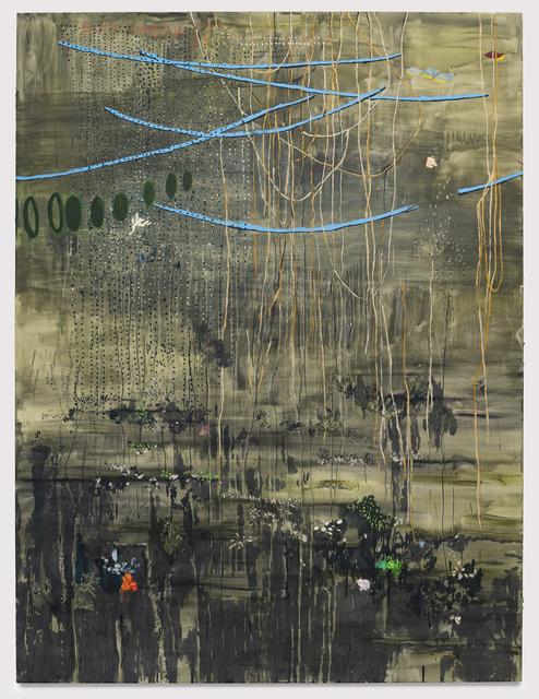 , 'Agapanthus,' 2019, Zeno X Gallery
