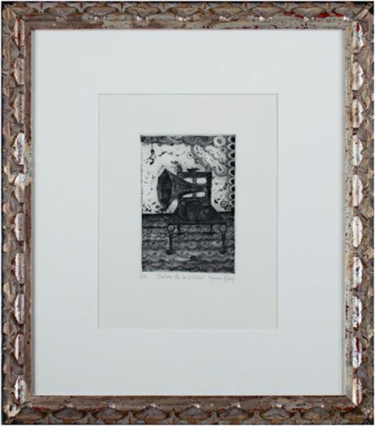 , 'Detras de La Vitrola,' 1990, David Barnett Gallery