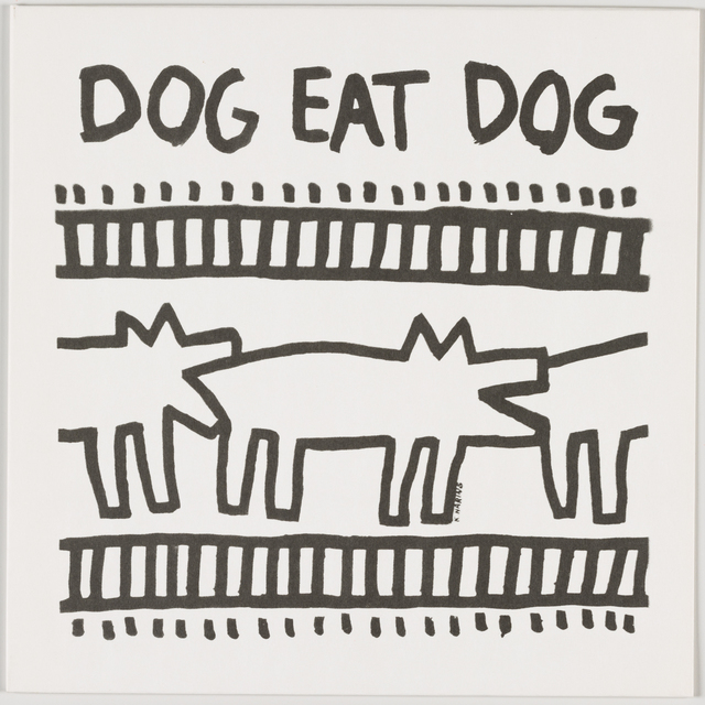 , 'Dog Eat Dog,' 2011, David Klein Gallery