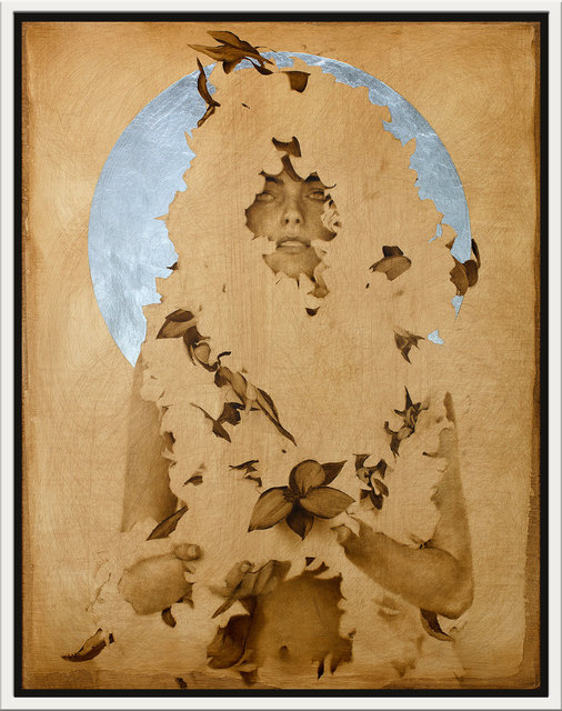Brad Reuben Kunkle, 'High Moon Orchid Priestess Facing South', 2018, ARCADIA CONTEMPORARY