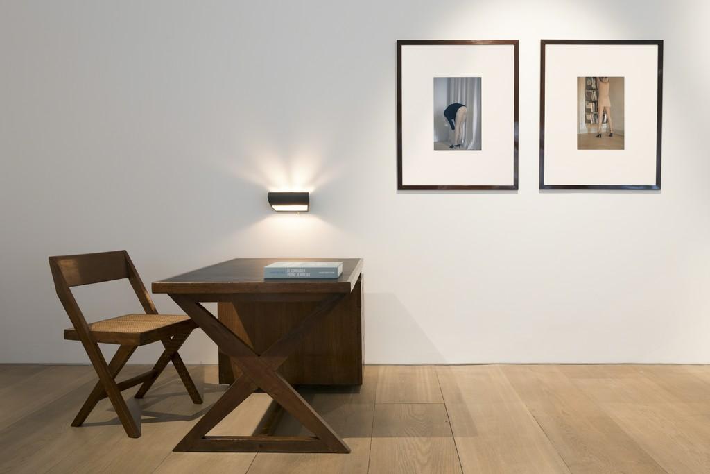 courtesy Galerie Patrick Seguin