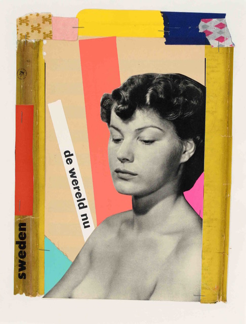 , 'Collage,' , Galerie Pixi - Marie Victoire Poliakoff