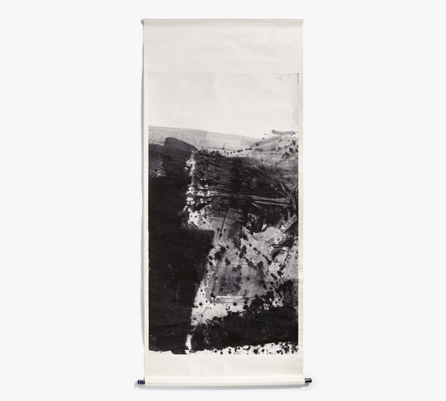 Lan Zhenghui, 'Untitled', Drawing, Collage or other Work on Paper, India ink on light Xuan paper, Van Ham