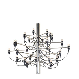 Multi-arm chandelier