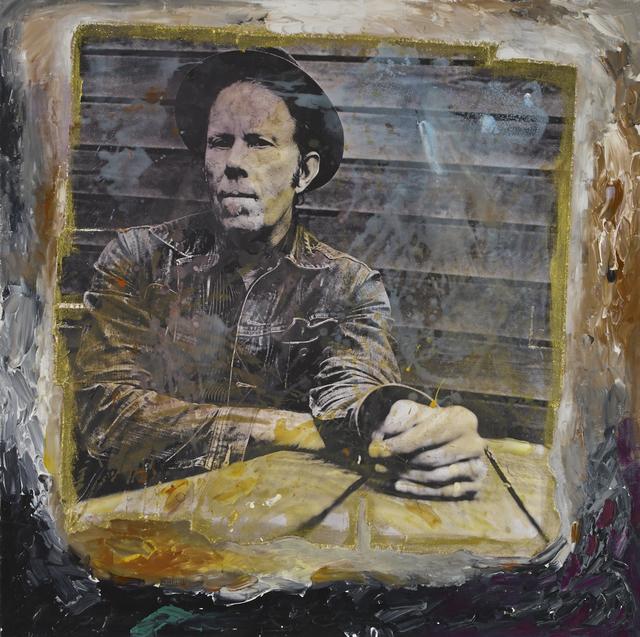 , 'Tom Waits,' , Salamatina Gallery