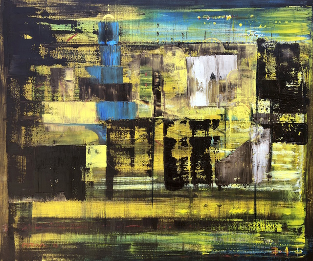 , 'Jerusalem #2,' 2018, Zawyeh Gallery
