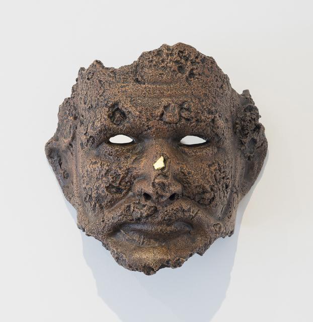 Robert Arneson, 'Fragment Mask', 1992, Brian Gross Fine Art
