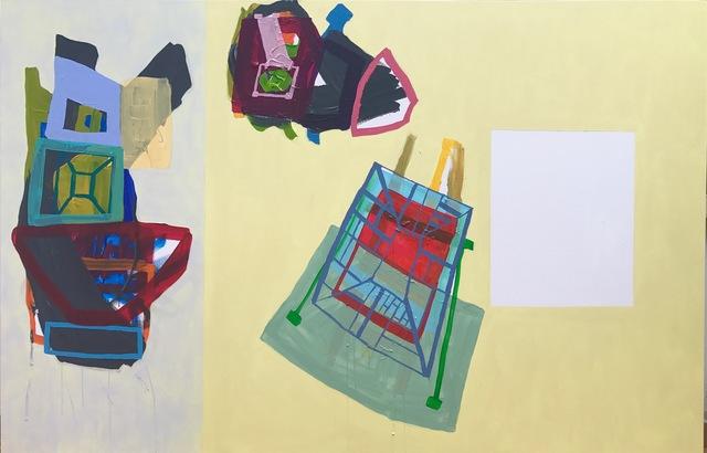 , 'Desequilíbrio 4,' 2017, Baró Galeria