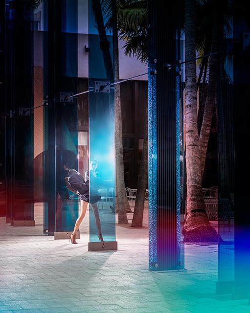David Drebin, 'Twirling Beauty', 2019, Galerie de Bellefeuille