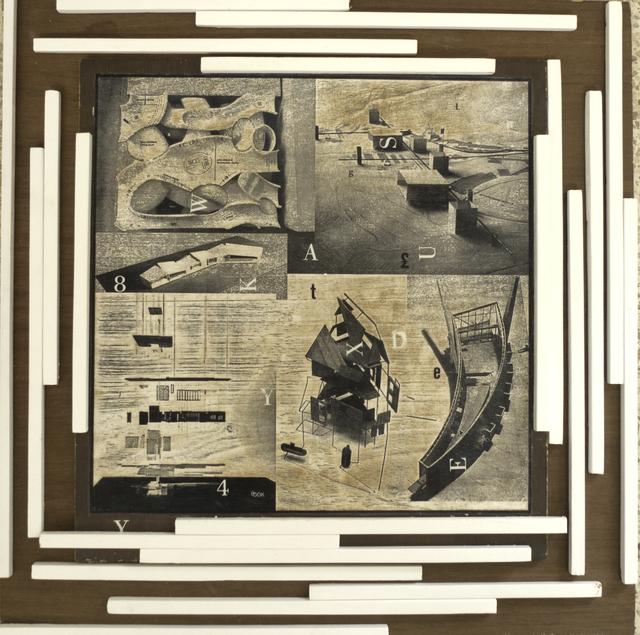 , 'Ensamblaje molecular,' , Lux Perpetua Art Centre