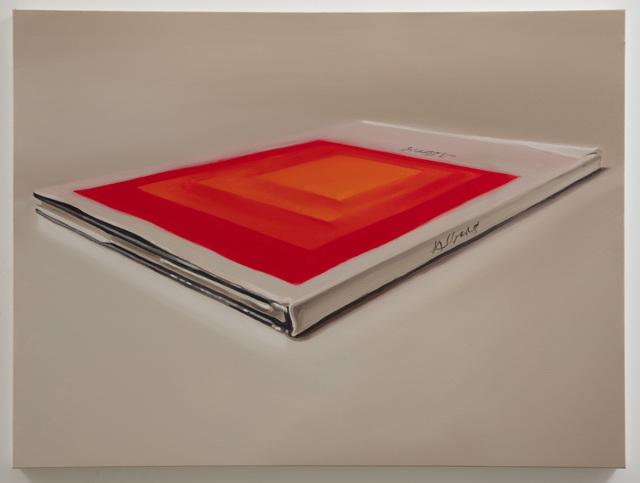 Robert Russell, 'Albers Catalogue', 2019, Anat Ebgi