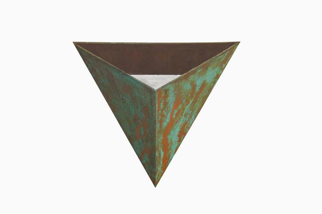 , 'Triangular container 三角容器 ,' 2016, Art+ Shanghai Gallery