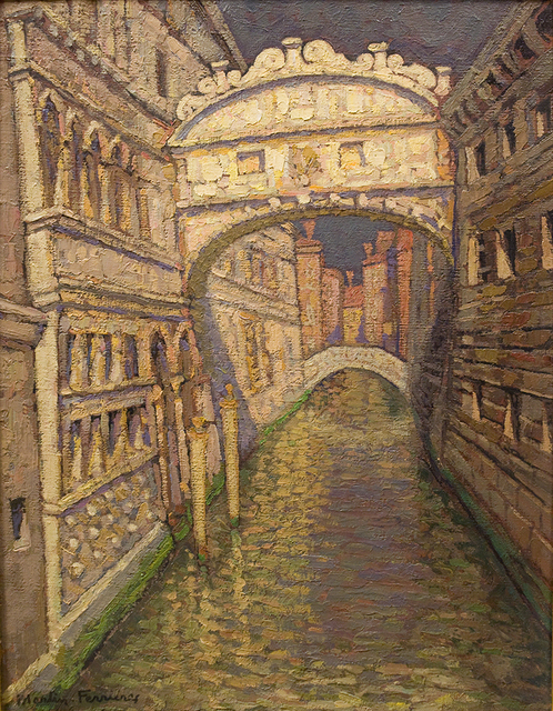 Jac Martin-Ferrieres, 'Bridge of Sighs ',  , Guarisco Gallery