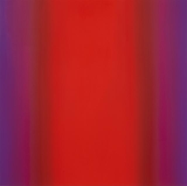Ruth Pastine, 'Red Green 3-S4848 (Red Magenta), Sense Certainty Series', 2014, Brian Gross Fine Art