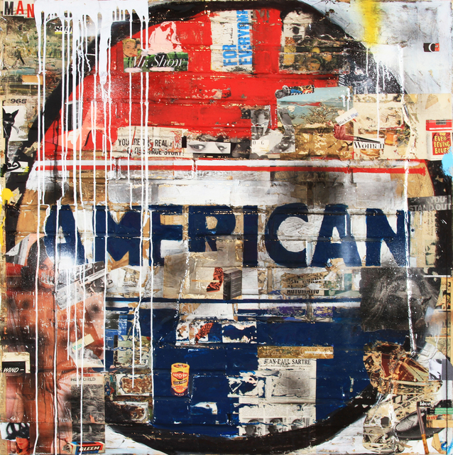 , 'American 1,' 2015, William Turner Gallery