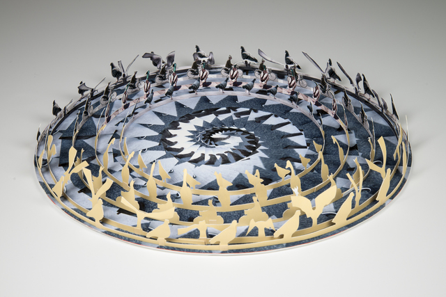 , 'Bird Catalog,' 2014, Ronald Feldman Fine Arts
