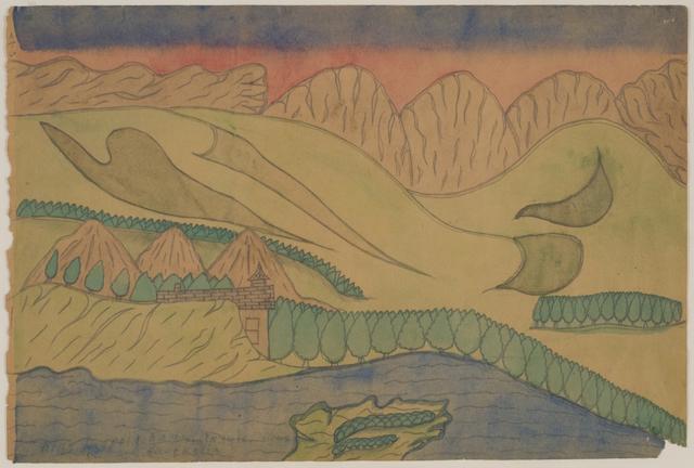 , 'King Leopold Range, Argyle Downs, Australia,' ca. 1969, Fleisher/Ollman