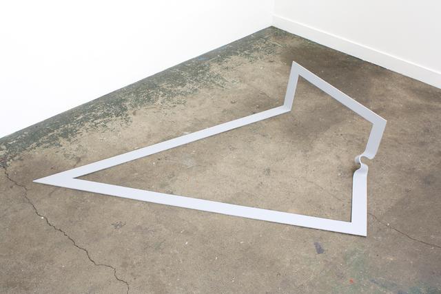 , 'Frame,' 1972, Johannes Vogt Gallery