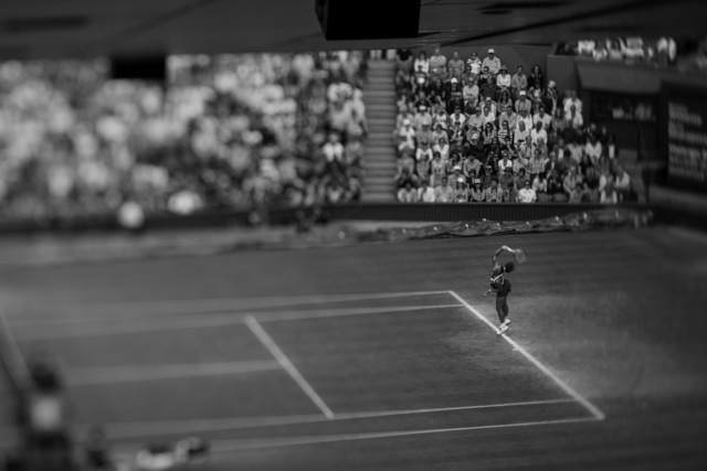, 'Women's Tennis. Wimbledon, UK.,' 2012, Anastasia Photo