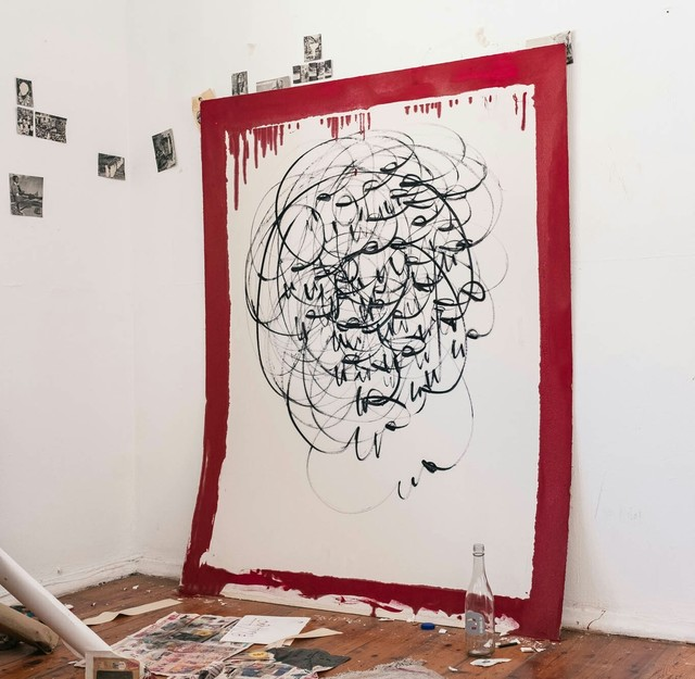 Farai Engelbrecht, 'Self-portrait ', 2019, 99 Loop Gallery