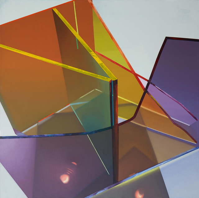 , 'Empire of Glass No. 2,' 2016, Klein Sun Gallery