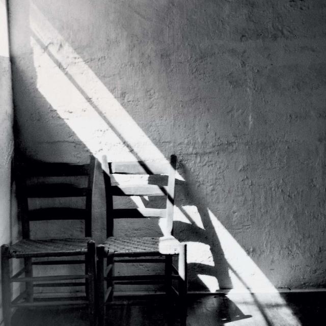 Robert Rauschenberg, 'Quiet House—Black Mountain', 1949, Gelatin silver print, Robert Rauschenberg Foundation