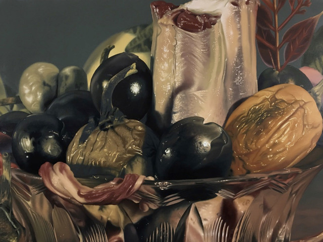 , 'Feast,' 2017, Mark Hachem Gallery