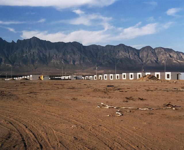, 'Fragmented Cities, Garcia,' 2008, SOCO GALLERY