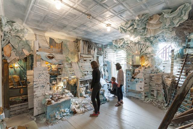 Julie Schenkelberg, 'The Color of Temperance: Embodied Energy', 2015, Asya Geisberg Gallery