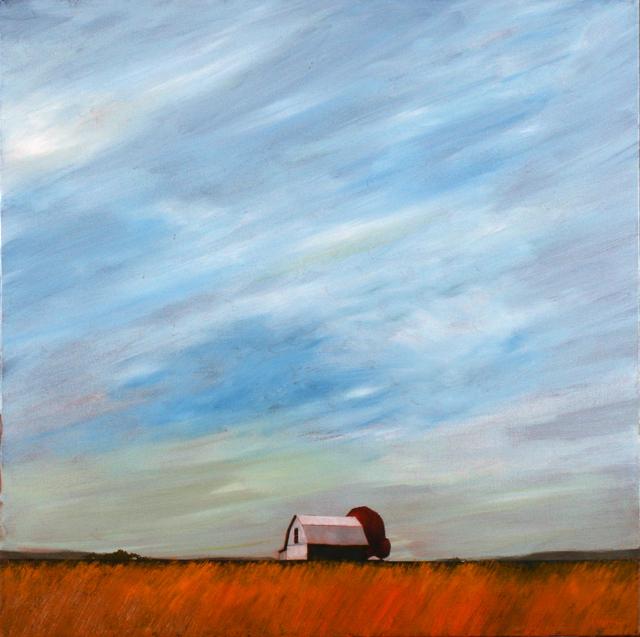 , 'Farm #519,' 2018, Petroff Gallery