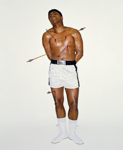 , 'Muhammad Ali as Saint Sebastian,' 1967, TASCHEN