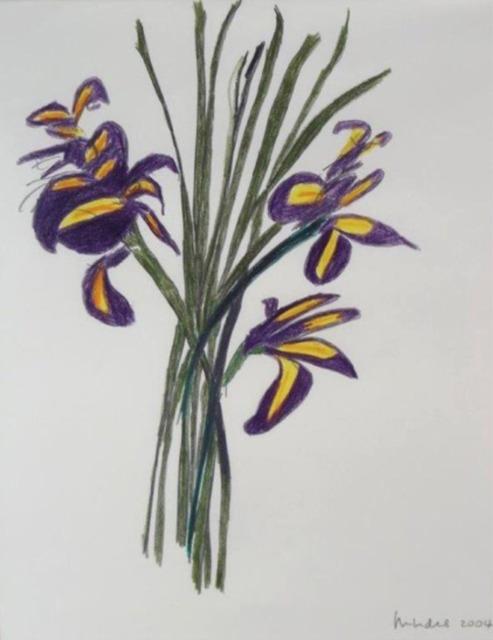 , 'Iris,' 2004, Andrea S. Keogh Art and Design