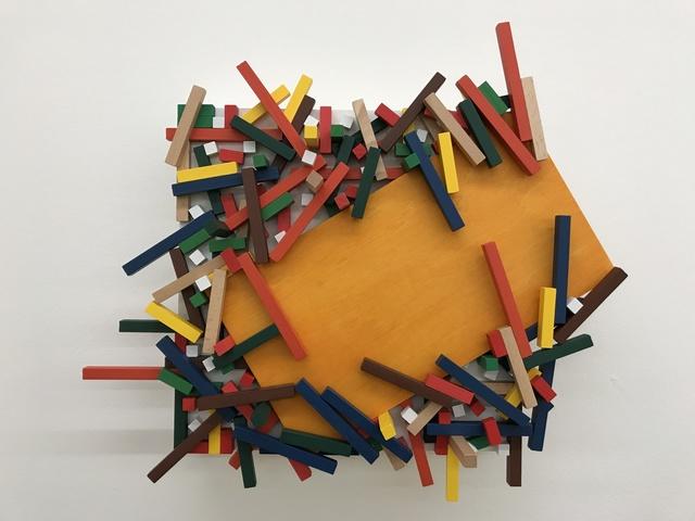 , 'Loga Yellow,' 2017, Sarasin Art