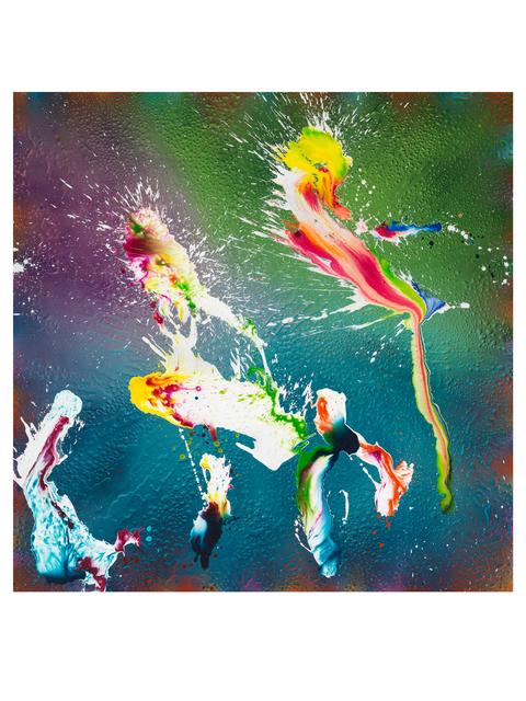 , 'Jeux d'eau IV,' 2017, Galerie Ostendorff