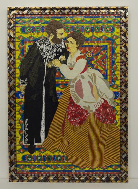 , 'Sigilli Basha wil Hanim,' 2016, ATHR