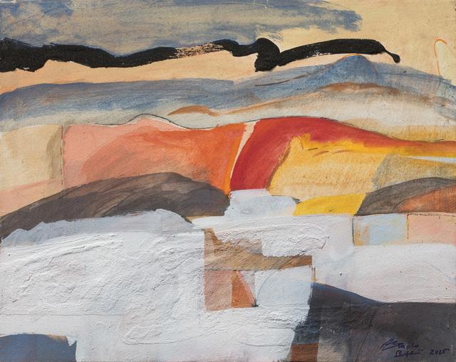 Paolo Buggiani, 'Il Passaggio della Nuvola Nera (The Passage of the Black Cloud)', 2005, Arco Gallery