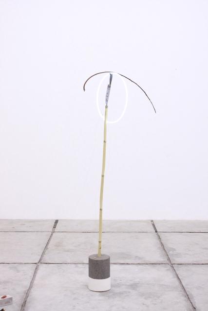 , 'III from the series Hipótesis del equilibrio local,' 2018, Galería OMR