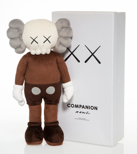 KAWS, 'Clean Slate (Plush)', 2015, Heritage Auctions
